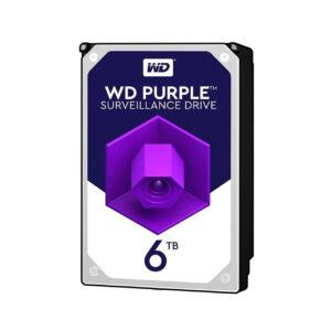 هارددیسک-اینترنال-وسترن-دیجیتال-Purple-ظرفیت-6-ترابایت