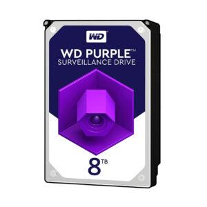 هارددیسک-اینترنال-وسترن-دیجیتال-Purple-ظرفیت-8-ترابایت