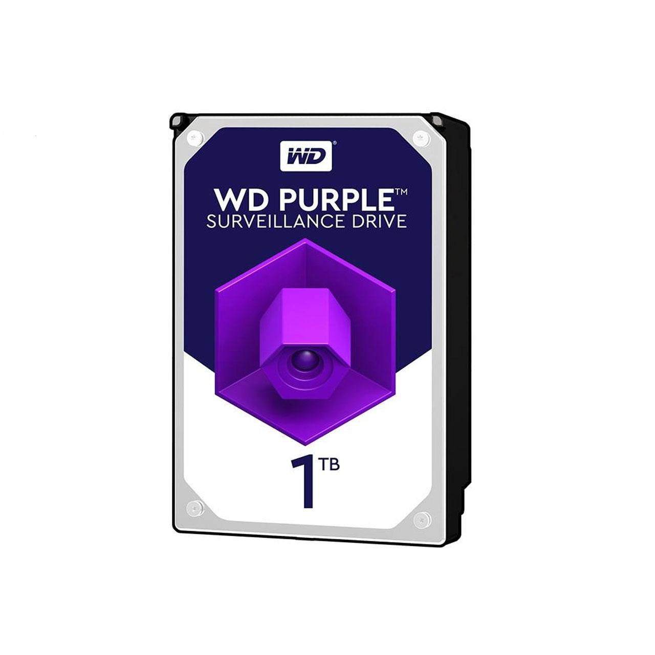 هارد-اینترنال-وسترن-دیجیتال-Purple-1TB