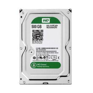 هارد-دیسک-اینترنال-وسترن-دیجیتال-WD-Green-500GB