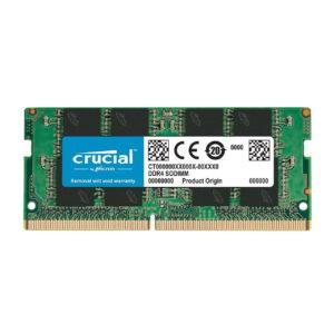 رم-لپ-تاپ-کروشیال-مدل-DDR4-2400MHz-ظرفیت-8-گیگابایت