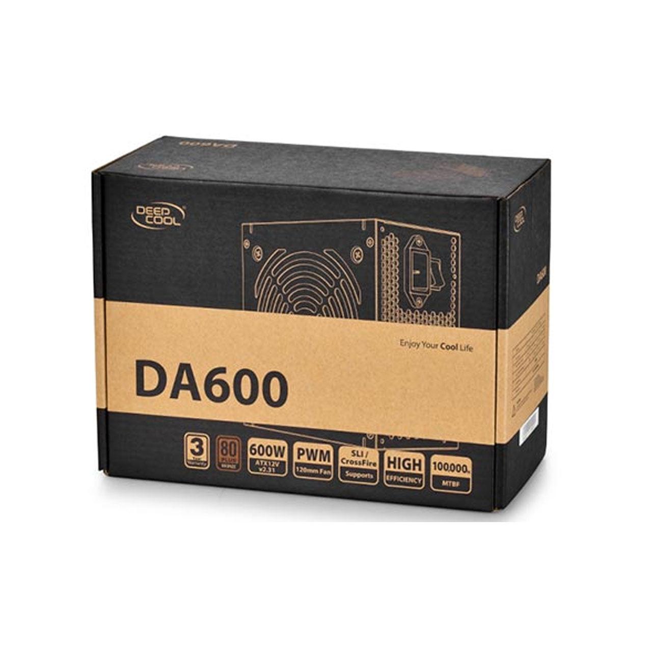 منبع-تغذیه-کامپیوتر-12دیپ-کول-مدل-DA600