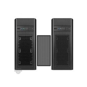 کیس-کامپیوتر-گرین-مدل-Z2-Plus-Hero