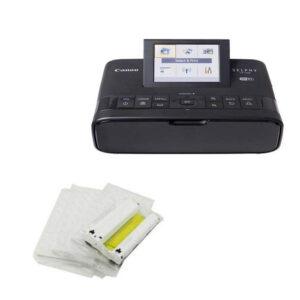پرینتر-بی-سیم-کانن-مدل-SELPHY-CP1300-به-همراه-کاغذ-چاپ-عکس-54-عددی