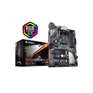 مادربرد گیگابایت B450 Aorus Elite AMD B450 AMD - Ryzen.M.2