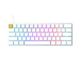 کیبورد-مکانیکال-گیمینگ-گلوریوس-Glorious--GMMK-Compact-White